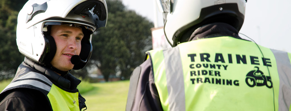 County Rider Motorcycle Training - A2 Restricted Licence