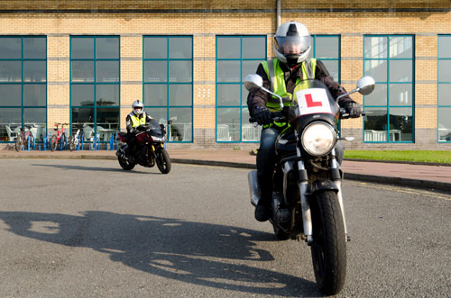 Post / Refresher Motorcycle Training