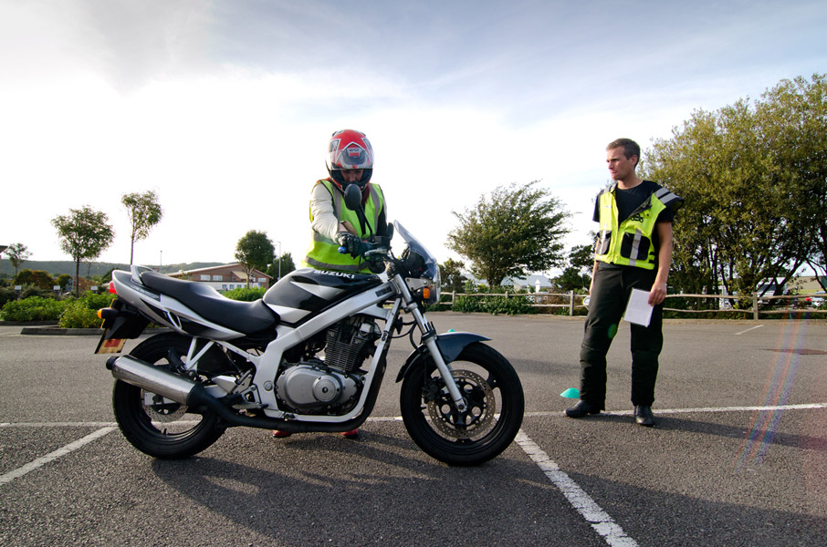 County Rider Motorcycle Training Das Licence